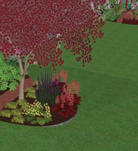 Permalänk till:Trädgårdsdesign